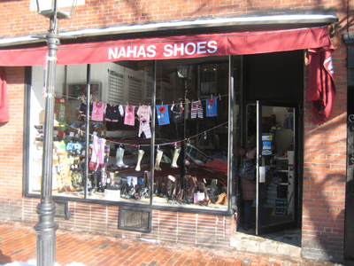nahas shoes