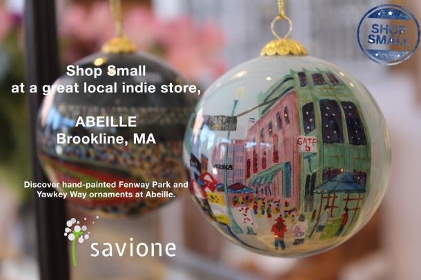 Shop Small Abeille Flyer